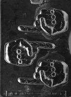 Left Hand #1 Mold