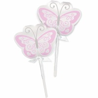 Lollipop Wrap Kit Butterfly 20