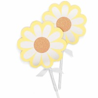 Lollipop Wrap Kit Daisy 20 CT
