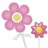 Lollipop Wrap Kit Flower 8 CT