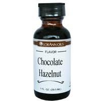 LorAnn 4 Ounce Chocolate Hazelnut Flavor