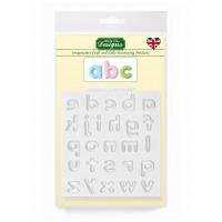 Lower Alphabet - Silicone Katy Sue Designs