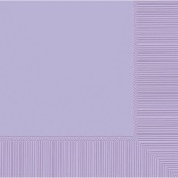 Lunch Napkin 50 CT Lavender