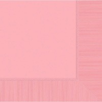 Lunch Napkin 50 CT New Pink