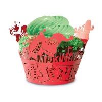 Making-A-List Cupcake Wraps
