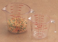 Measuring Cup (1-1/2 Cup)