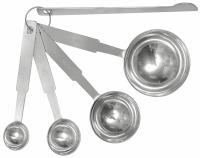 Measuring Spoon Set w/ Leveler