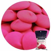 Merckens 1 LB Pink Chocolate