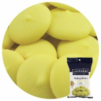Merckens 1 LB Yellow Chocolate