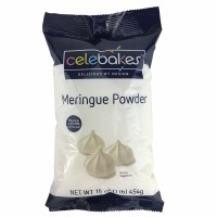 Celebakes Meringue Powder 16 oz.