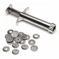 Metal Clay Gun w/ 19 Discs