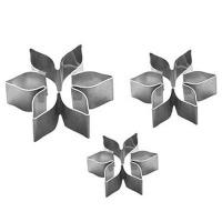 Metal Cutter Six Petal Rose Ca