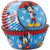 Mickey Baking Cups 50 CT
