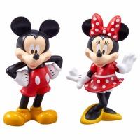 Mickey & Minnie Cake Topper