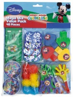 Mickey Mouse Favor Pack 48 CT