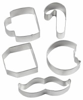 MIlk Carton Cookie Cutter Set