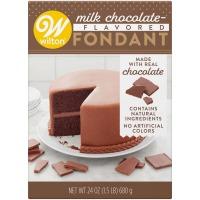 Milk Chocolate Fondant 24 OZ