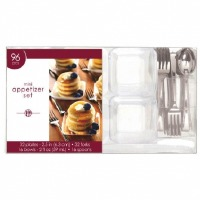 Mini Appetizer Set 96-PC