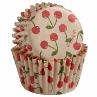 Mini Baking Cup Cherry 100 CT