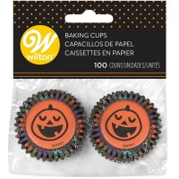 Mini Baking Cup Pumpkin 100CT
