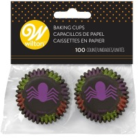 Mini Baking Cup Spider 100CT