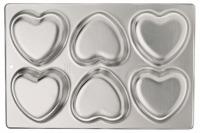 Mini Heart Treat Pan 6 CAV