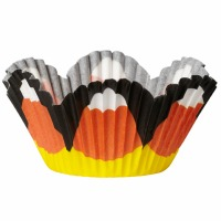 Mini Petal Cup Candy Corn 48 CT