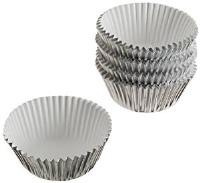 Mini Silver Foil Cup 80 CT