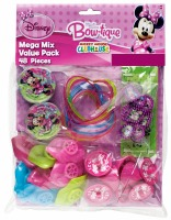 Minnie Mouse Favor Pack 48 CT