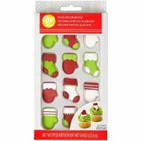 Mitten & Stocking Royal Icing