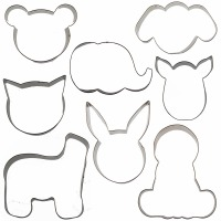 Mix and Match Animal Cutters