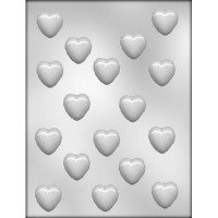 "1-1/8"" Heart Candy Mold (17)"