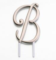 Monogram Gold B