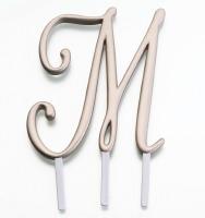 Monogram Gold M