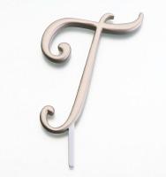 Monogram Gold T