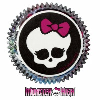 Monster High Cup Baking Cups
