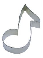 "Music Note 3"" Cookie Cutter"