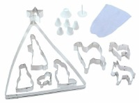 Nativity Bake Set 18 PC