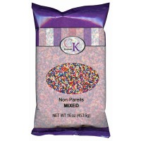 Non-Pareils 16 OZ Mixed