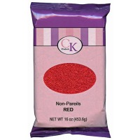 Non-Pareils 16 OZ Red