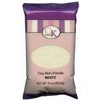 Non-Pareils 16 OZ Tiny White