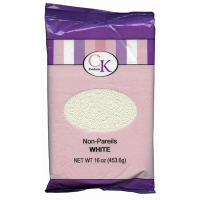 Non-Pareils 16 OZ White