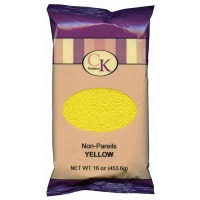 Non-Pareils 16 OZ Yellow