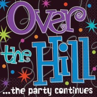 Over The Hill Lunch Napkins 16 CT