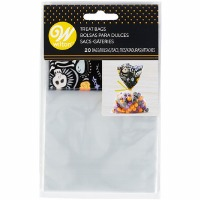 Paisley Mini Treat Bags 20 CT
