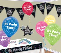 Party Time Decorating Kit