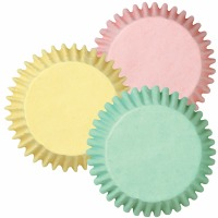 Pastel Baking Cups 75 CT