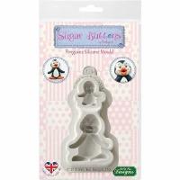 Penguin - Silicone Katy Sue Designs