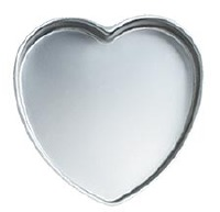 "Performance Heart Pan 9""X2"""