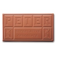 Peters Real Milk Chocolate 10 LB